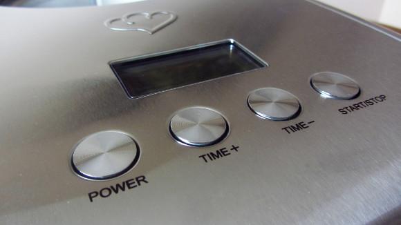 Eismaschine Emma Bedienung